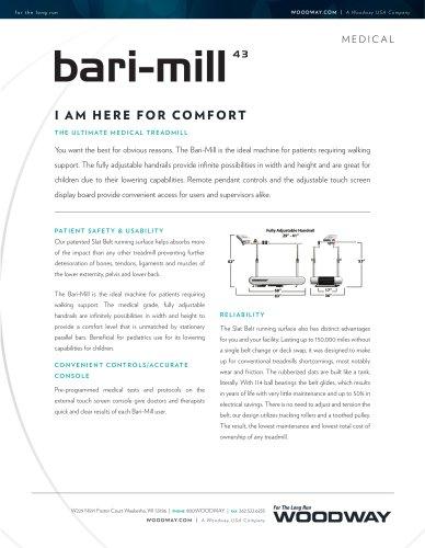 Bari-Mill 43