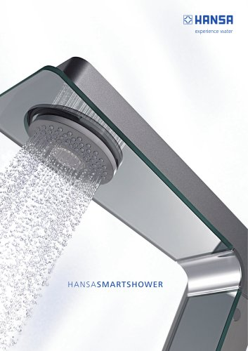 hansa smart shower
