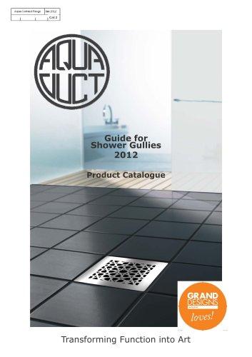 drain gullies brochure PDF