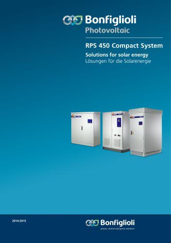 RPS 450 Compact System