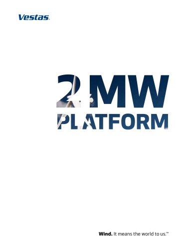2 MW Platform
