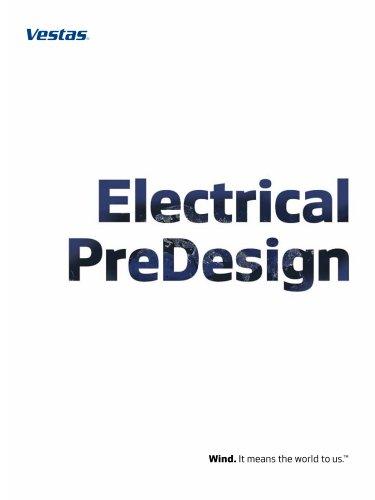 Electrical Predesign