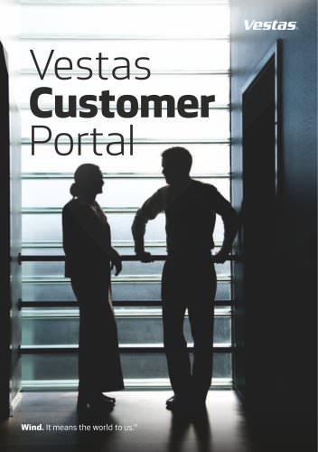 Vestas Customer Portal