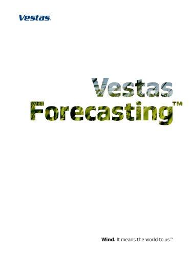 Vestas ForecastingTM