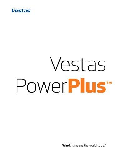 Vestas PowerPlus™