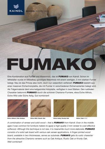 Fumako factsheet