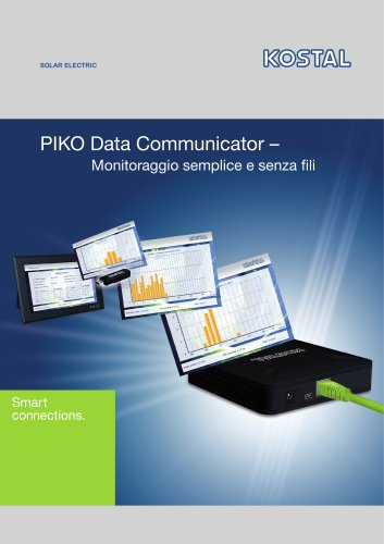 PIKO Data Communicator