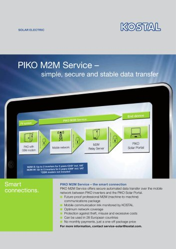 PIKO M2M Service