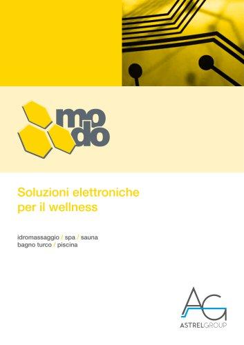 Soluzioni elettroniche per il wellness