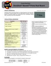 DensDeck® StormXTM Prime Roof Board