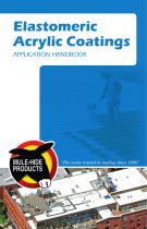 Elastomeric Arcylic Coatings Application Handbook