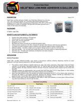 Helix Max Low-Rise Adhesive Jug