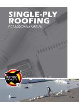 Single Ply Roofing Accessories