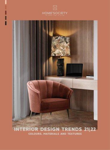 Interior Design Trends 2021 / 2022