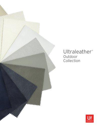 Ultraleather® Outdoor Collection
