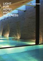 Light for Hotels and Wellness