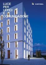Luce per uffici e communicazione
