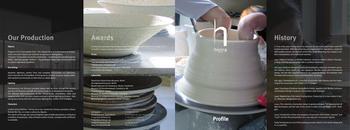STENG LICHT Image flyer 'hering by STENG' porcelain lights
