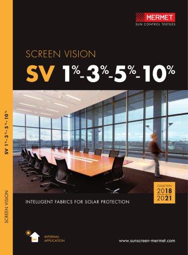 SCREEN VISION - SV 1% 3% 5% 10%