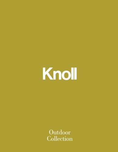 KnollStudio Outdoor Catalogue 2016