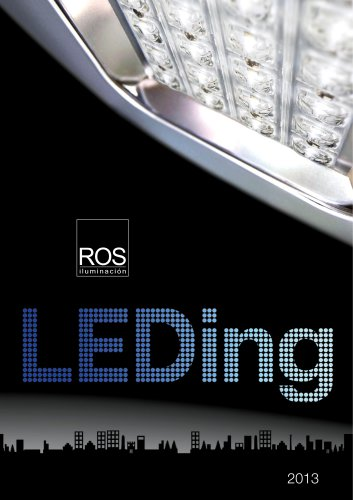 LEDing CATALOG