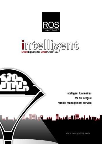 ROS Intelligent - Remote managed street lighting