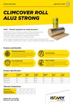 CLIMCOVER Roll Alu2 STRONG