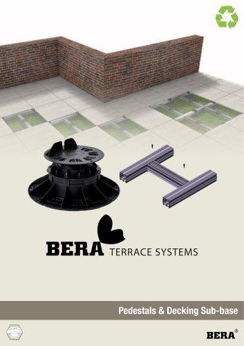 BERA Alu Sub-base Terrace System