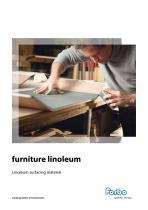 Furniture linoleum