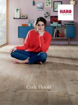 HARO cork floor