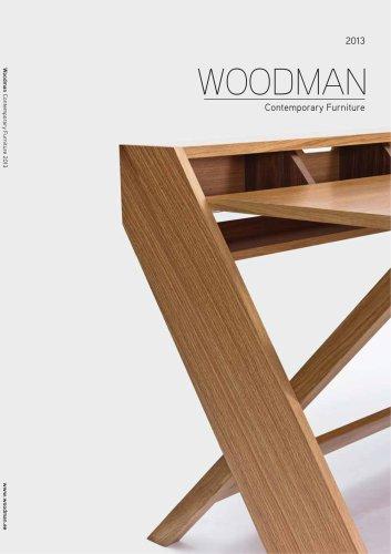 WOODMAN Contemporary Furniture 2013