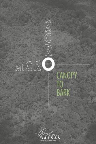 Canopy to bark