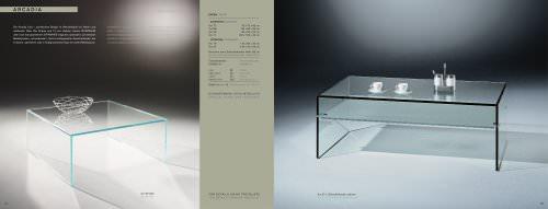Arcadia : coffee table