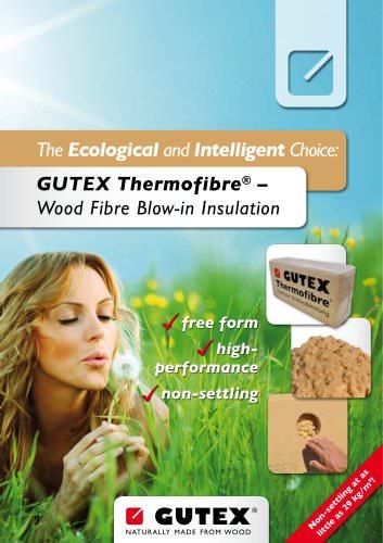GUTEX Thermofibre®
