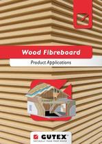 GUTEX Wood Fibreboard Product Applications