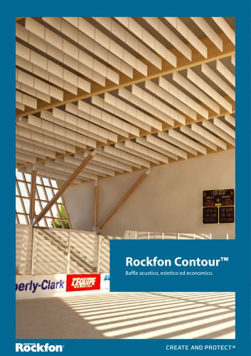 Rockfon Contour