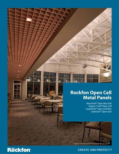 Rockfon Open Cell Metal Panels