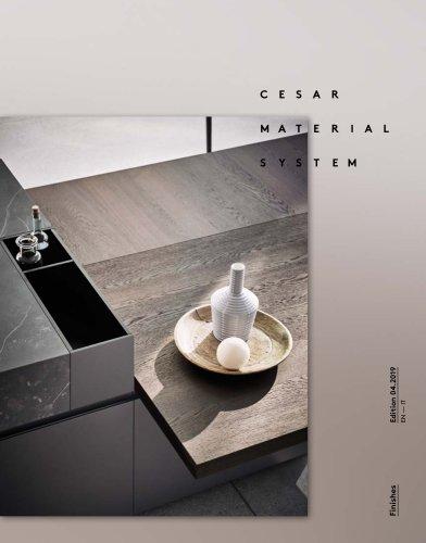 Cesar Material System