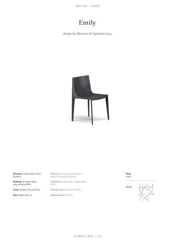 Emily design by Manzoni & Tapinassi 2014