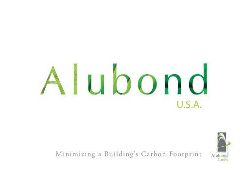 Alubond Green
