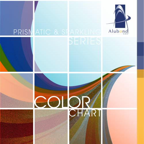 Sparkle and Prismatic Color Chart