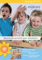 Catalogo mobili bambini 2015