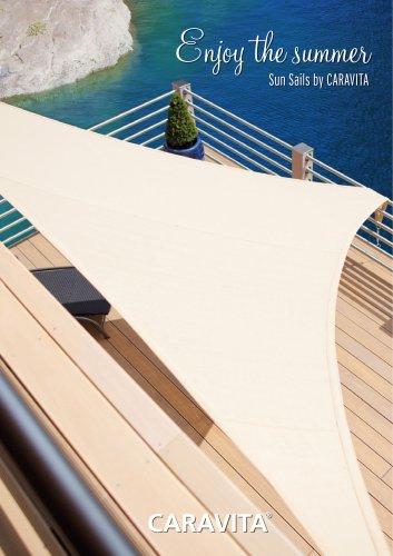 CARAVITA Sun Sails 2015