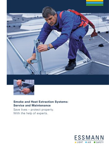 Brochure Service and Maintenance