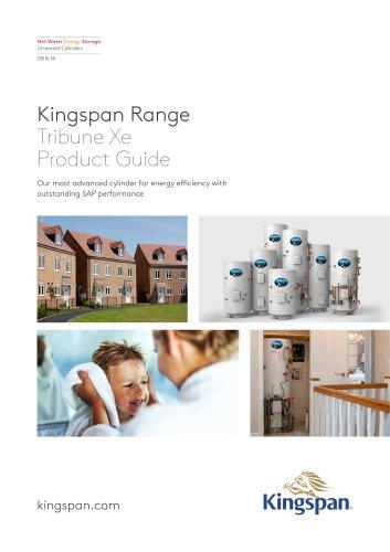 Kingspan Range Tribune Xe