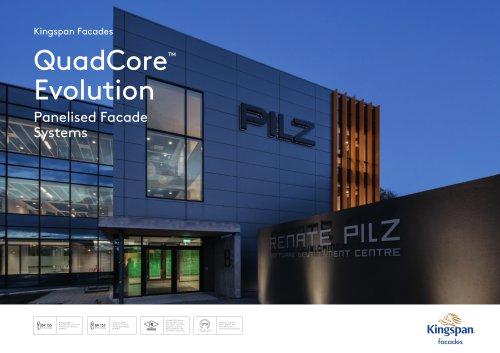 QuadCore™ Evolution Panelised Facade Systems