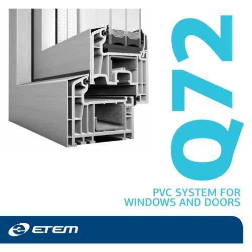 Q72 PVC