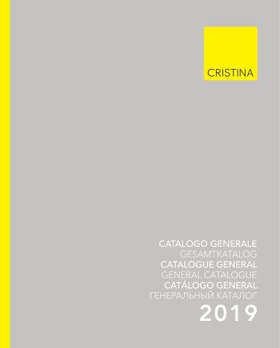 GENERAL CATALOGUE 2019