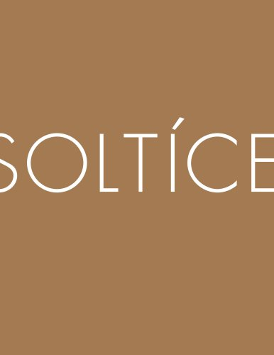 Soltice Collection Brochure