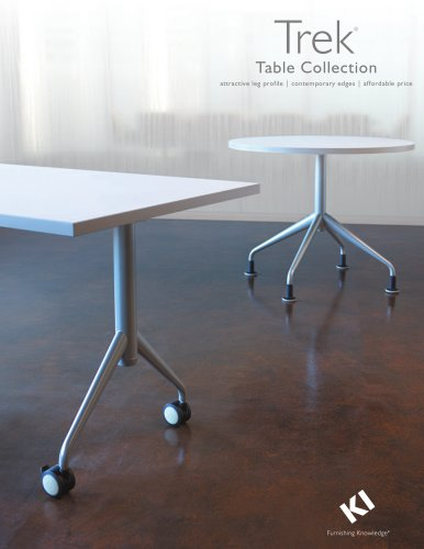 TREK TABLE COLLECTION